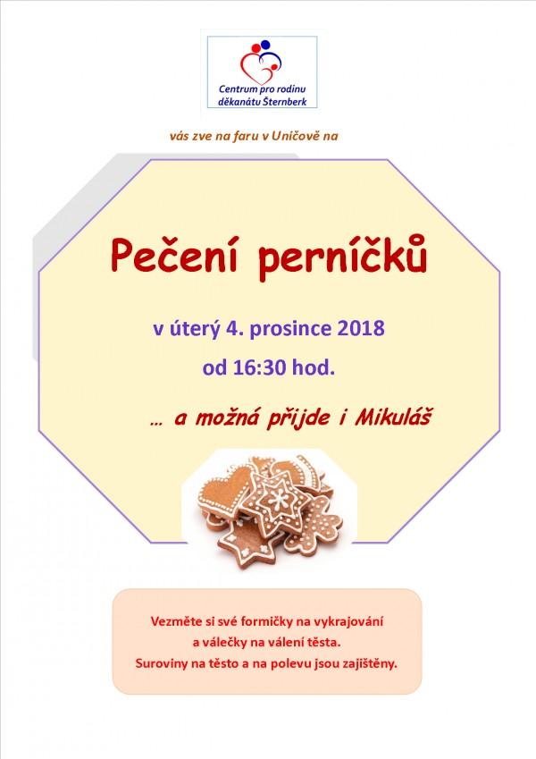 peceni pernicku